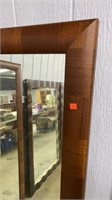 Framed Mirror 30x66