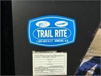 TRAIL-RITE 42Ft.x8Ft. Gooseneck Trailer