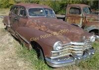Antique Cadillac