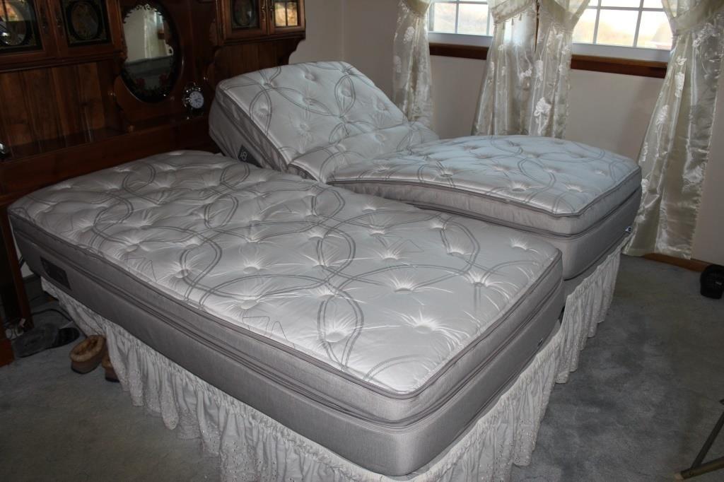 King Sleep Number Bed