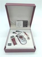Red Anriya Eernity Milan Box Set with Watch Pin