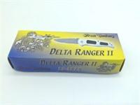 "4"" Delta Ranger II Folding Pocket Knife"