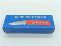 Airborne Ranger Folding Pocket Knife