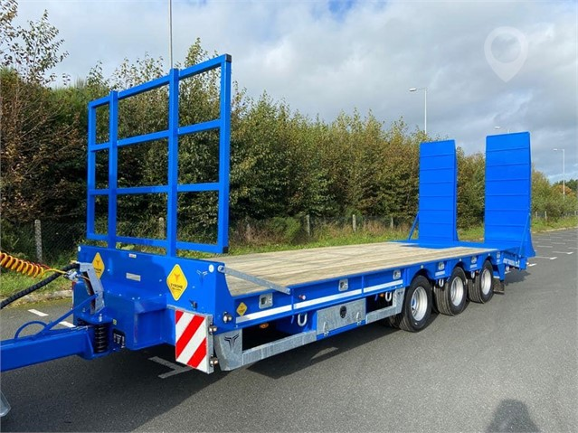 2021 TYRONE TRAILERS 33T LOW LOADER at TruckLocator.ie