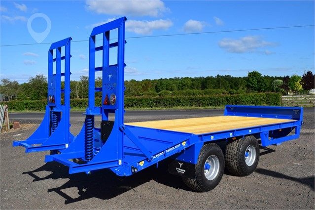 2021 TYRONE TRAILERS 12T MIDI LOW LOADER at TruckLocator.ie