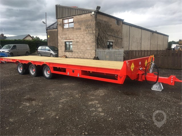 2021 TYRONE TRAILERS BALE TRAILER at TruckLocator.ie