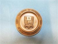 University of Oklahoma 75th Anniversary Coin