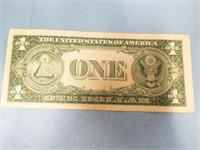 $1 Silver Certificate Series 1935 G, Qty 2