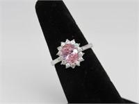 2.8 ct Sapphire Ring