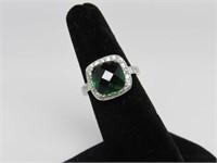 3.85 ct Emerald Ring