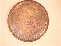 1882-S Mint Morgan Silver Dollar Coin