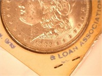 1882-O Mint Morgan Silver Dollar Coin