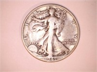 1941-S Mint Walking Liberty Dollar Coin