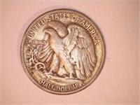 1945-S Mint Walking Liberty Dollar Coin
