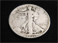 Walking Liberty Half Dollar; 1935