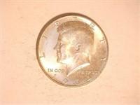 Kennedy Half Dollars (2); 1964