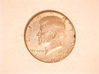 Kennedy Half Dollars (4)