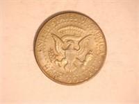 Kennedy Half Dollars (4); 1967