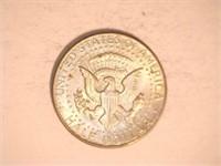Kennedy Half Dollars (5)