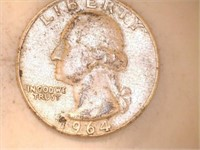 1950 & 1960's Quarters (3)