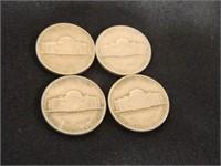 1940 Jefferson Nickels (14)