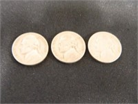 1941 Jefferson Nickels (15)
