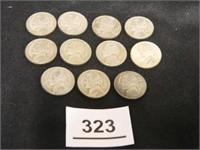 1944 Jefferson Nickels (11)