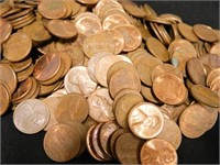 1960's & 1970's Lincoln Pennies