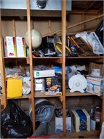 Contents of Shelves - Small Kitchen Appliances,