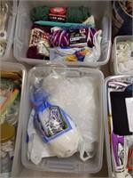 Craft Supplies : Yarn, Batting, Knitting Needles,