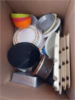 Corelle Dishes, Lunch Trays, Bowls, Crock-Ette,