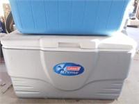 (2) Coleman Plastic Coolers