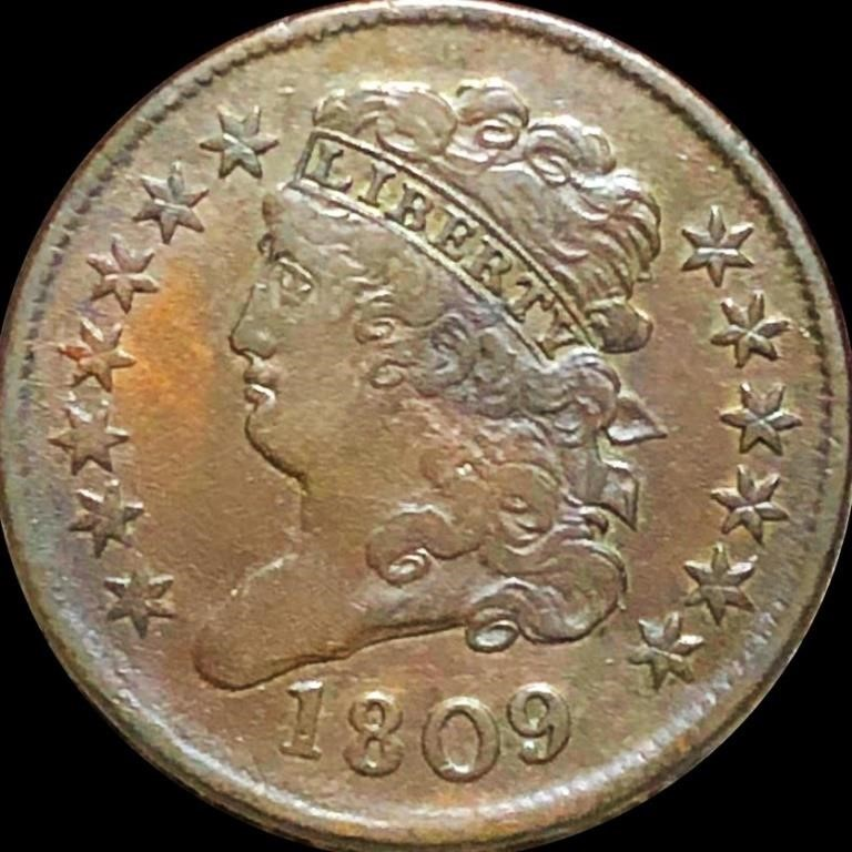 Nov. 28th Sat/Sun NV Casino Owner Rare Coin Estae Sale Pt1