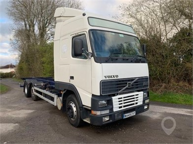 2000 VOLVO FH12.420 at TruckLocator.ie