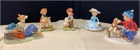 Vintage Toys, Collectors Items, Glassware, Jewelry, Knives A