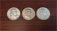 November gold & silver coin / jewelry auction