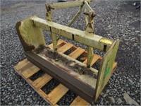 Land Pride 48' Scraper Box