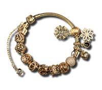 Estate Jewelry, Pandora + Gold & Silver Coins
