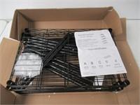 JEROAL 5-Tier Wire Shelving Metal Wire Shelf