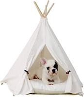 little dove Pet Teepee Dog Pet Supplies Tent Dog