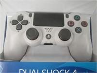DUALSHOCK4 Wireless Controller- Glacier White -