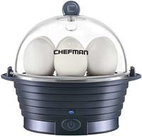 Chefman Electric Egg Cooker Boiler, Rapid