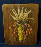Indian Corn by Mary Porter