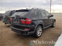 2012 BMW X5 UP 5UXZV4C55CL761907