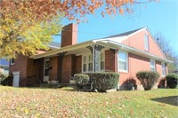 MORGAN ESTATE - NICE BRICK HOME - ANTIQUES - FURNITURE - ETC