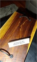 Charcuterie Board Donated By Karen Raley