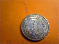 1921S MORGAN DOLLAR
