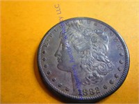 1882S MORGAN DOLLAR