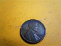 1925S WHEAT PENNY
