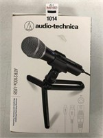 STREAMING PODCASTING MICROPHONE